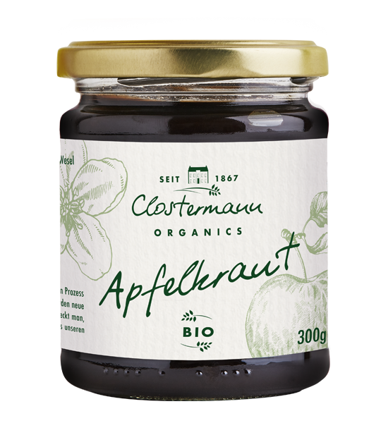Apfelkraut Bio, 300 g