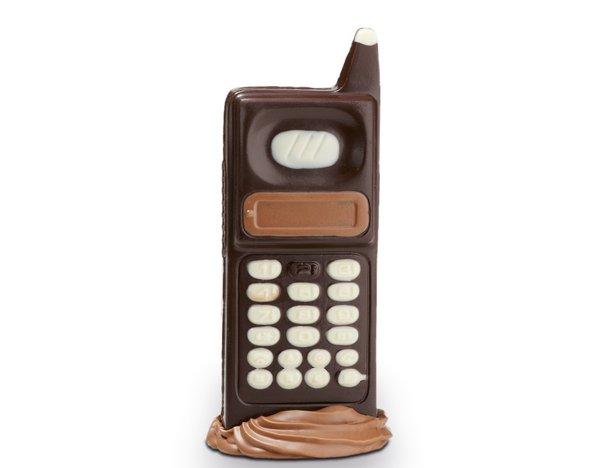 Schoko-Handy