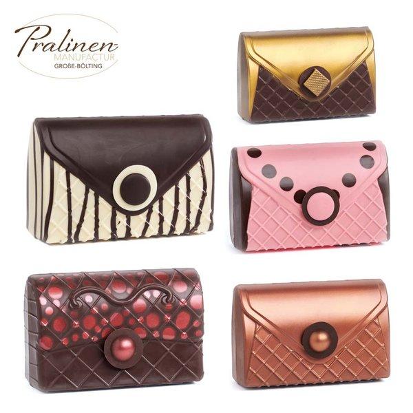 Handtasche aus Schokolade