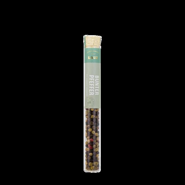 Bunte Pfeffermischung - Röhrchen, 13 g