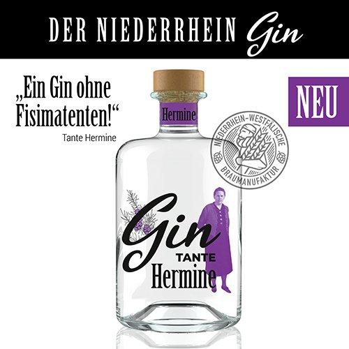 Niederrhein Gin Tante Hermine
