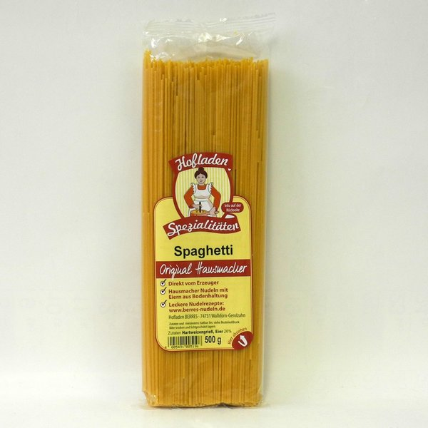 Spaghetti, 500 g