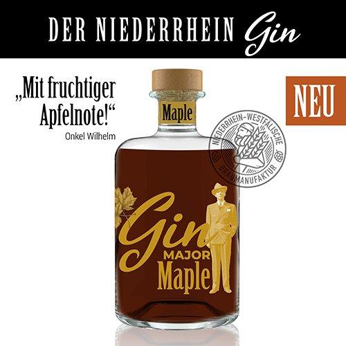 Niederrhein Gin Onkel Wilhelm