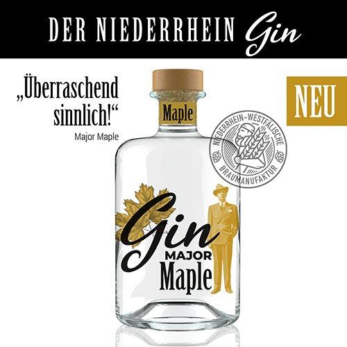 Niederrhein Gin Major Maple