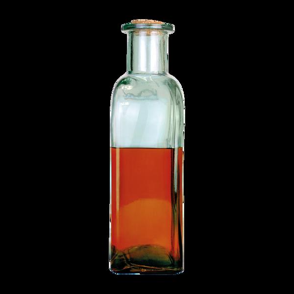 Granatapfel Essig-Kreation