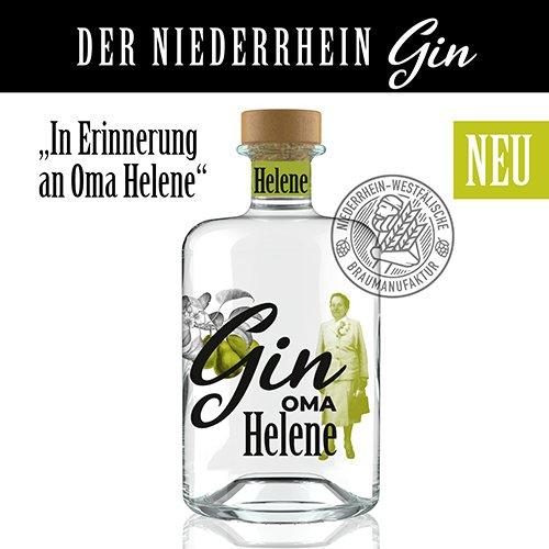 Niederrhein Gin Oma Helene